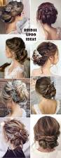marriage bridal hairstyle 2017 new wedding hairstyles for brides and flower girls wedding