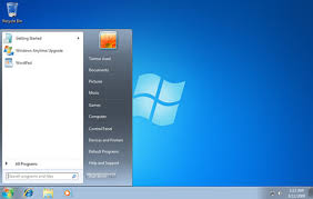 application bureau windows 7 personnaliser windows 7 starter