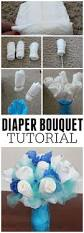 Decorating For A Baby Shower On A Budget Best 25 Diaper Bouquet Ideas On Pinterest Baby Shower Diaper