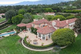 huge luxury homes santa barbara u0026 hope ranch horse properties u2014 riskin partners