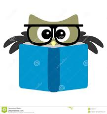owl reading clip art u2013 101 clip art