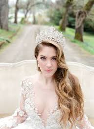wedding crowns pin by galia lahav on inspiration crowns tiaras