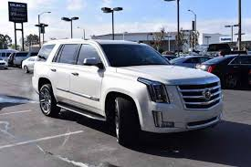 used cadillac suv for sale near me valencia auto center