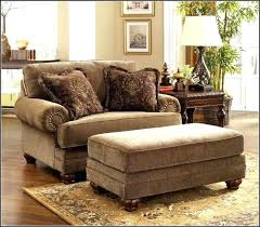 extra large chair with ottoman awesome oversized chair ottoman large size of living extra large