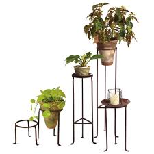 wrought iron wall planters iron plant stands 8