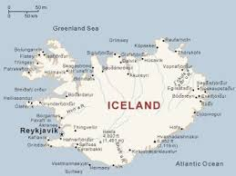 iceland map 8 best iceland images on map of iceland cruise trips