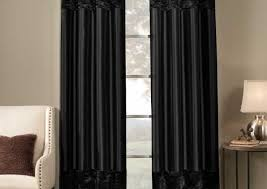 amazon window drapes curtains 84 inch black ivory blackout curtain amazing white and