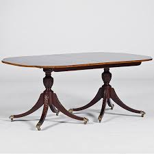 Baker Dining Room Table Baker Historic Charleston Dining Table Cowan U0027s Auction House