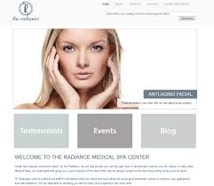 http mybodyradiance com medical spa website design in nj