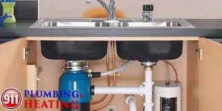 installing a garbage disposal in a single drain sink garbage disposal installation repair