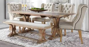 Bench Dining Room Sets Dining Benches Benches Banquettes Z Gallerie