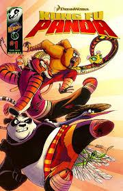 kung fu panda tales dragon warrior issue 1 kung fu panda
