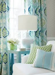 Green And White Curtains Decor Popular Of Turquoise And White Curtains And Best 25 Coastal