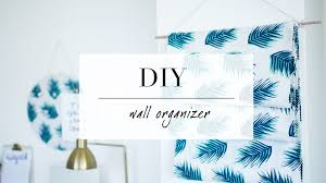 How To Read Decorating Magazine Diy Magazine Hanging Wall Organizer No Sewing U2013 Ann Le Style