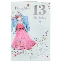 daughter birthday cards cards clintons