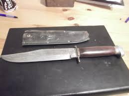 vintage solingen original bowie knife collectors weekly