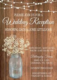Best 25 Wedding Reception Invitation Best 25 Wedding Reception Invitations Ideas On Pinterest
