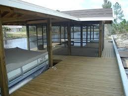The Boatshed Inc Georgetown Sc by Screened Entertainment Room On Boat Dock Docks Pinterest