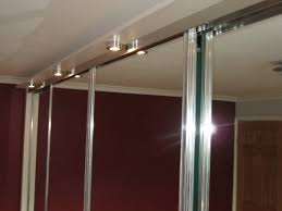 external lighting sliding wardrobes