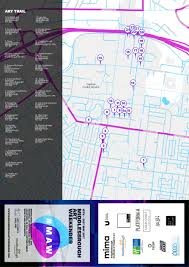 Map Program Download Map And Program Middlesbrough Art Weekender