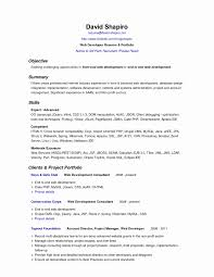sample resume format for software engineer fresher luxury resume