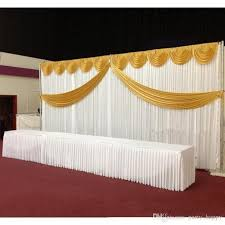 Gold Satin Curtains Discount Luxury Gold Curtains 2017 Luxury Gold Curtains On Sale