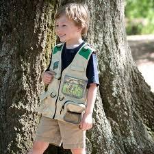 backyard safari kids explorer cargo vest educational toys planet