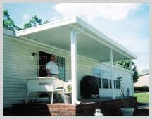 Porch Awnings For Home Aluminum Porch Awnings