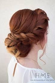 Hochsteckfrisurenen Nackenknoten by 187 Besten Hair Bilder Auf Up