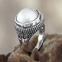 best pearl rings images Best pearl ring for men photos 2017 blue maize jpg