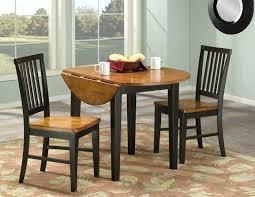 Glass Drop Leaf Table Small Round Kitchen Table And Chairs U2013 Thelt Co