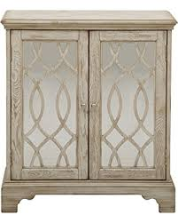 small 2 door cabinet bargains 23 off pulaski ds a092023 mirrored two door accent chest