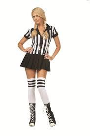 referee costume rowdy referee costume