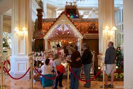 grand floridian gingerbread house 2012 photo 1 of 10