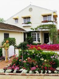 Garden Ideas Front House Front Yard Sidewalk Garden Ideas