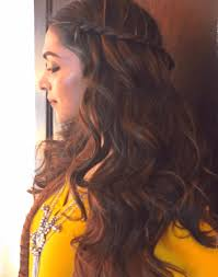 college hairstyles in rebonded hai top 10 hairstyles for lehenga and anarkali to look amazing