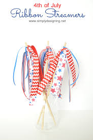 ribbon streamers 4th of july ribbon streamers ribbonhoa