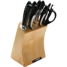 top chef 9 piece knife set 6554723 hsn