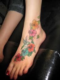 the 25 best flower foot tattoos ideas on pinterest foot tattoos