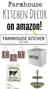 farmhouse finds for the kitchen on amazon southern made simple