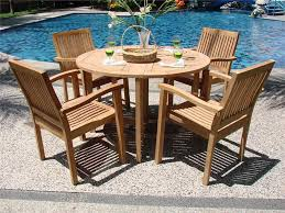 alternative teak outdoor furniture all home decorations