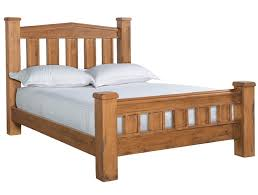 Solid Pine Bed Frame Henley Pine Furniture Barkston Bed And Home Bedroom Furniture