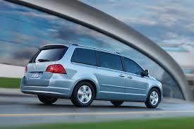 volkswagen minivan 2016 interior volkswagen routan subject to the same recall as chrysler minivans