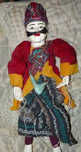 Handmade In Costume - amazing handmade marionette puppet thailand large 24 great