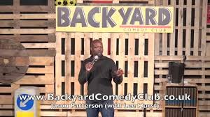 jason patterson with lee hurst live at the backyard comedy club