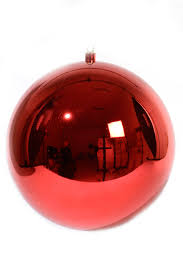 Extra Large Christmas Ball Ornaments by Extra Large Christmas Baubles Christmasstyle Co Uk