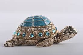 pop decoration faberge by keren kopal turtles turtle