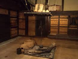 file national museum of ethnology osaka interior of house in