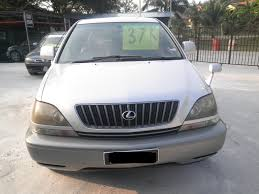 lexus rx dijual toyota harrier 3 0 v6 02 for sale untuk dijual arl auto gemilang