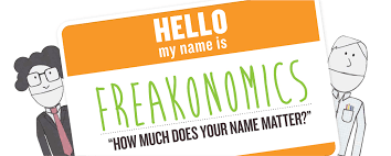 how much does your name matter a new freakonomics radio podcast
